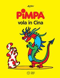 Pimpa vola in Cina