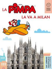 La Pimpa la va a Milan