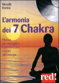 L' armonia dei 7 chakra