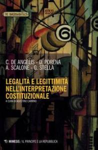 Legalità e legittimità nell'interpretazione costituzionale