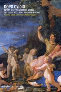 Dopo Ovidio