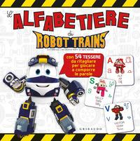 L'alfabetiere di Robot Trains