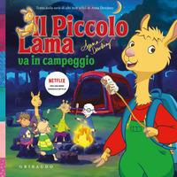 Il piccolo Lama va in campeggio