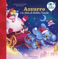 Azzurro e la sfida di Babbo Natale