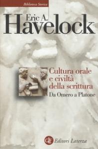 Cultura orale e civiltà della scrittura