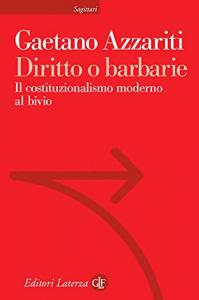 Diritto o barbarie