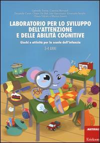 Laboratorio per lo sviluppo dell'attenzione e delle abilità cognitive