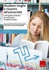 Studiare meglio e riuscire all'università