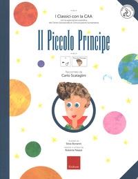 Il Piccolo Principe / raccontato da Carlo Scattaglini ; illustrato da Silvia Bonanni