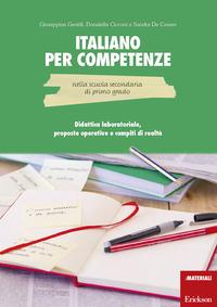 Italiano per competenze nella scuola secondaria di primo grado