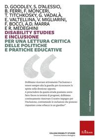 Disability studies e inclusione