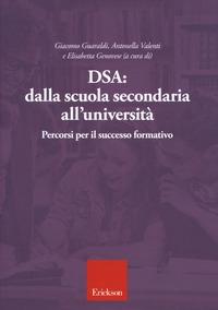DSA: dalla scuola secondaria all'università