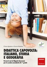 Didattica capovolta: italiano storia e geografia