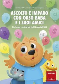 Ascolto e imparo con orso Baba e i suoi amici