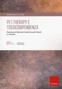 Pet-therapy e tossicodipendenza