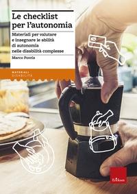 Le checklist per l'autonomia