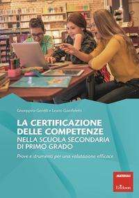 La certificazione delle competenze scuola secondaria di primo grado