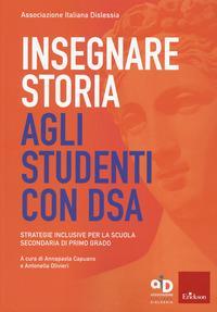 Insegnare storia agli studenti con DSA