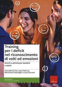 Training per i deficit nel riconoscimento di volti ed emozioni