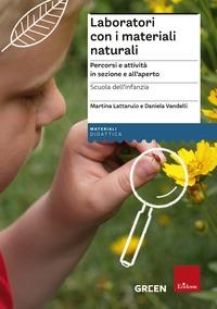 Laboratori con i materiali naturali
