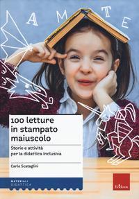 100 letture in stampato maiuscolo