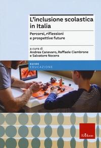 L'inclusione scolastica in Italia