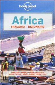 Africa: frasario-dizionario