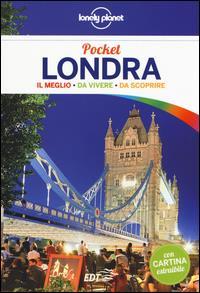 Londra pocket : il meglio da vivere, da scoprire / Emilie Filou