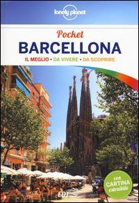 Barcellona pocket : il meglio da vivere, da scoprire / Regis St. Louis