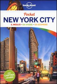 New York City pocket : il meglio da vivere, da scoprire / Regis St Louis, Cristian Bonetto