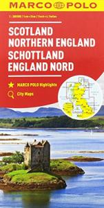 Écosse, Angleteree du nord