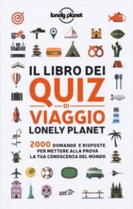 Il libro dei quiz di viaggio Lonely Planet