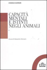 Capacità mentali e istinti negli animali