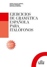 Ejercicios de gramática española para italófonos
