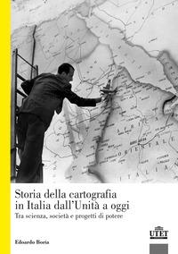 Storia della cartografia in Italia dall'Unità a oggi
