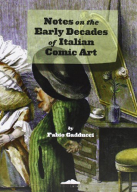 Notes on the early decades of Italian comic art