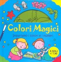 Impariamo i colori e i numeri
