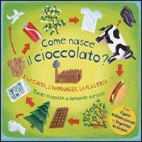 Come nasce il cioccolato?