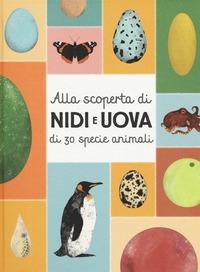 Alla scoperta di nidi e uova di 30 specie animali