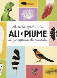 Alla scoperta di ali e piume di 30 specie di uccelli
