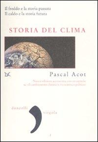 Storia del clima