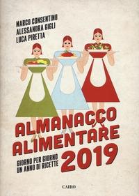 Almanacco alimentare 2019