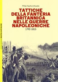 Tattiche della fanteria britannica nelle Guerre napoleoniche 1792-1815
