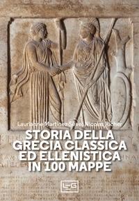 Storia della Grecia classica ed ellenistica in 100 mappe