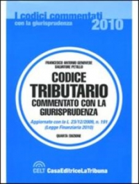 Codice tributario commentato con la giurisprudenza