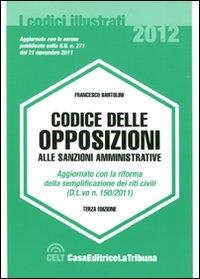 Codice delle opposizioni alle sanzioni amministrative