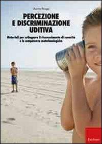 Percezione e discriminazione uditiva