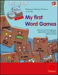 My first word games
