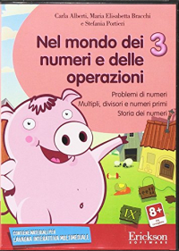 3: Problemi di numeri, multipli, divisori e numeri primi