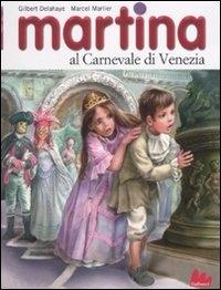 Martina al carnevale di Venezia
